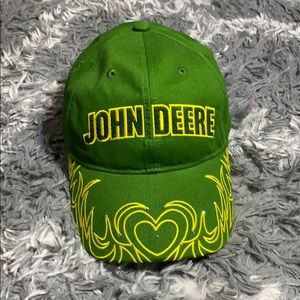 John Deere women's hat one size fits all